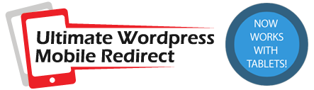 Ultimate Wordpress Mobile Redirect